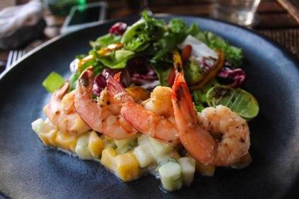 Prawn and Mango Salad