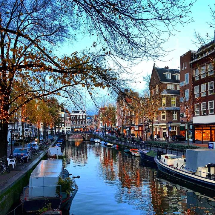 THE PERFECT WEEKEND IN AMSTERDAM / LE WEEKEND PARFAIT A AMSTERDAM
